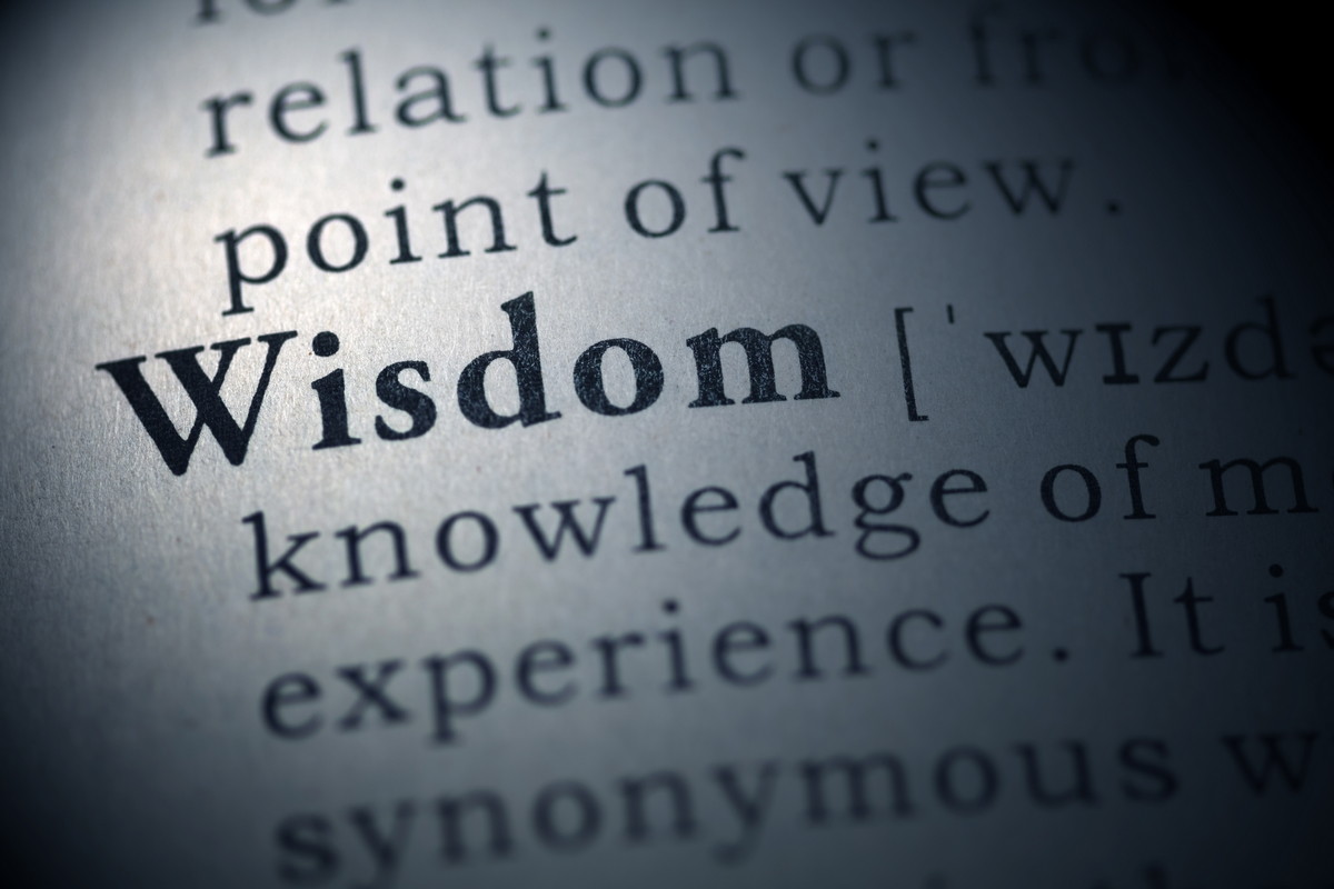 Saggezza definizione