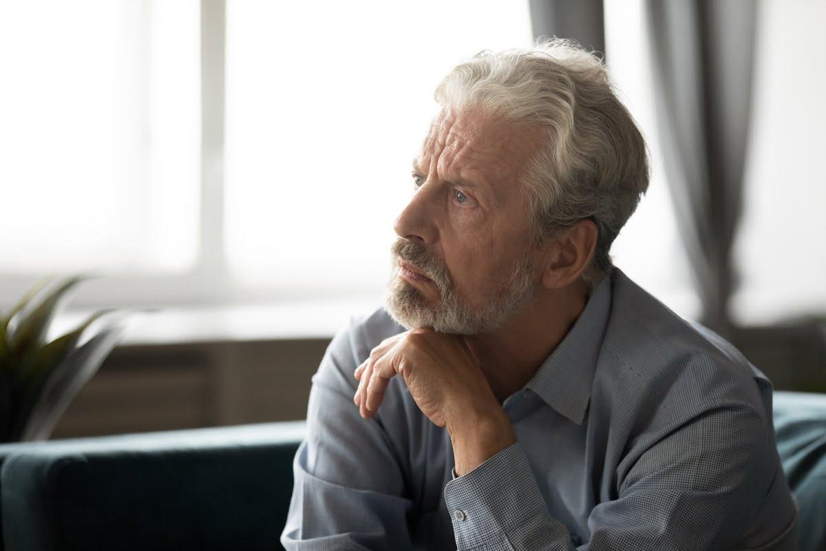 Paura d'invecchiare