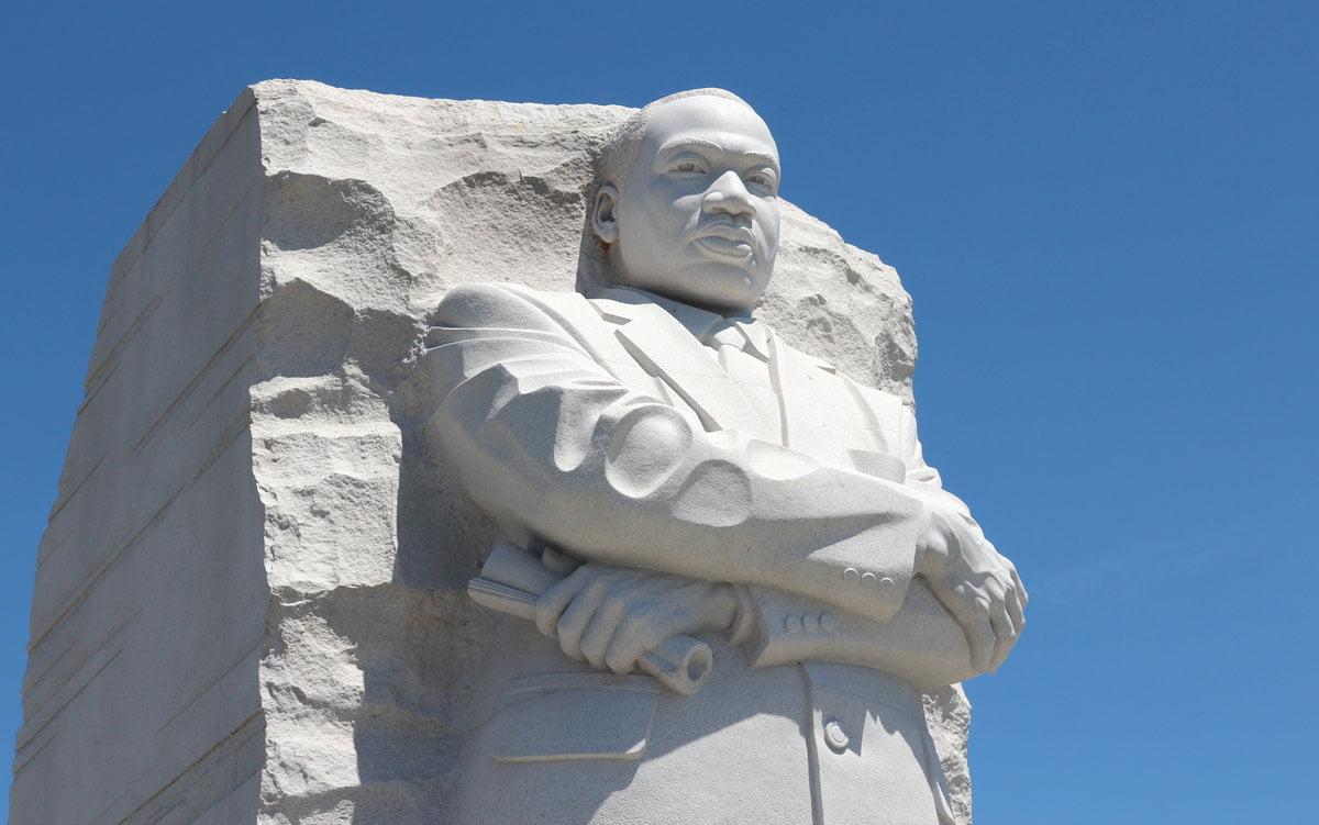 La mia libertà finisce dove comincia la vostra martin Luther King