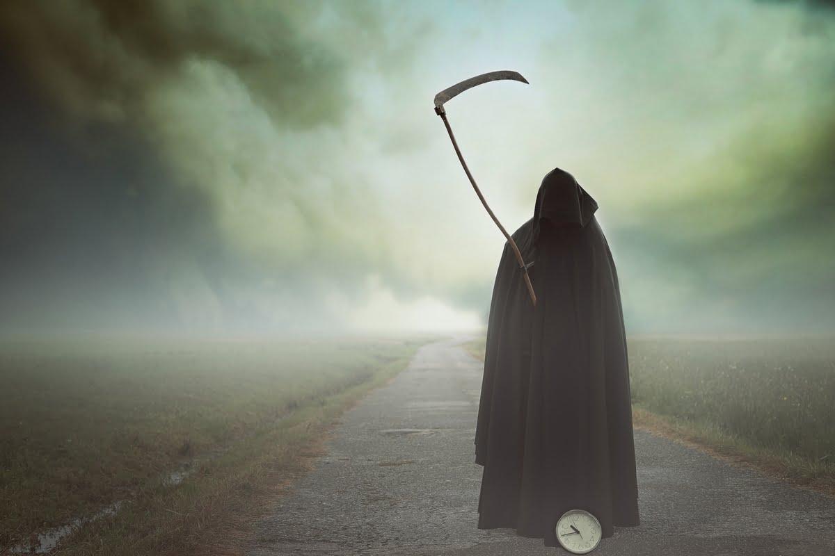 paura della morte