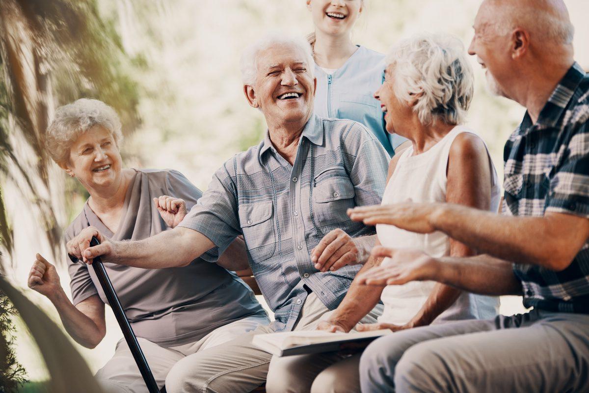 Anziani e vecchi